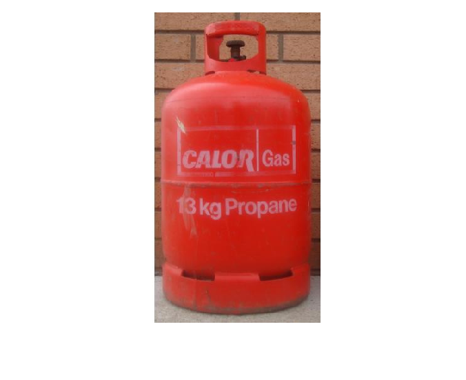 Calor 13KG Propane Gas Cylinder - Refill