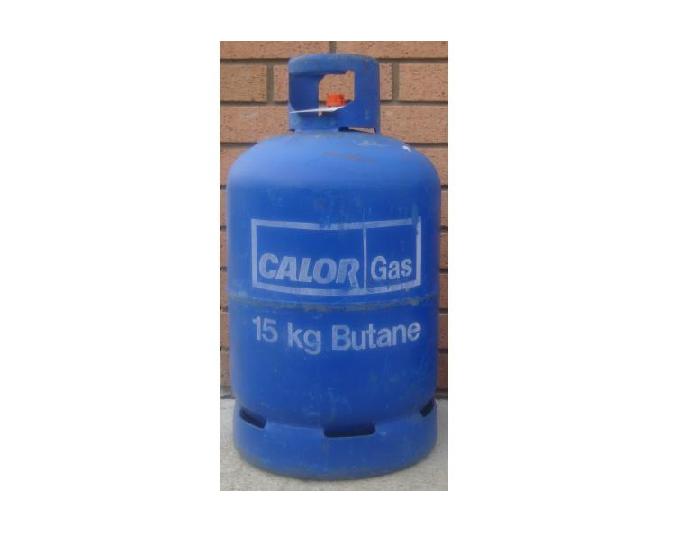 Calor 15KG Butane Gas Cylinder - Refill