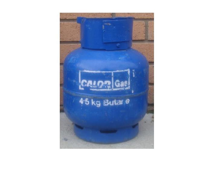 Calor 4.5KG Butane Gas Cylinder