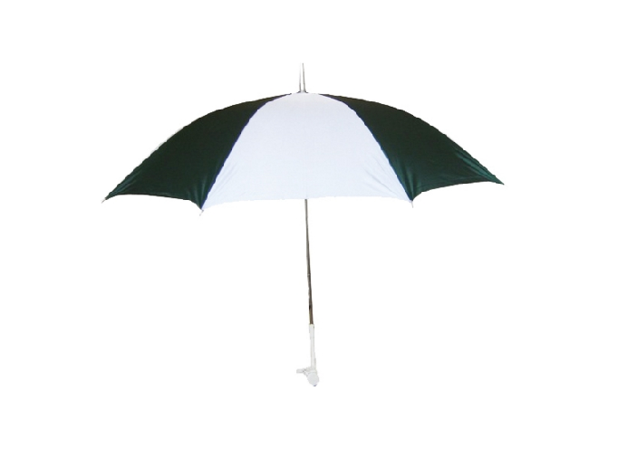 Sunncamp Clamp-on Parasol - Green