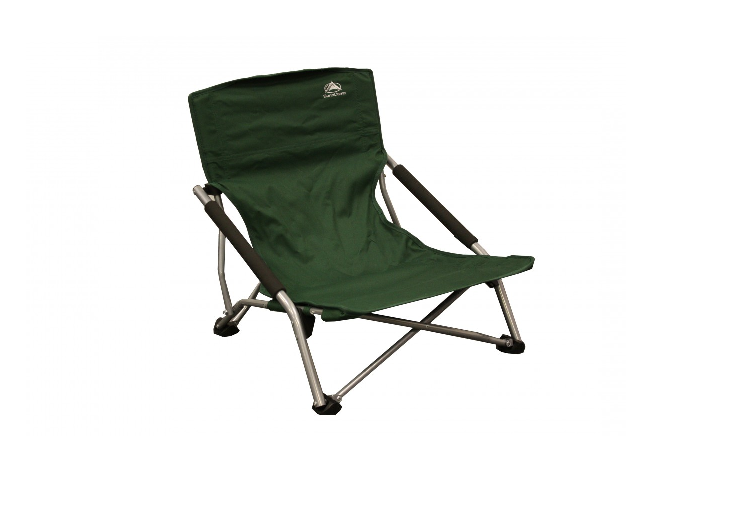 Sunncamp Super Deluxe Comfy Low Chair Fern