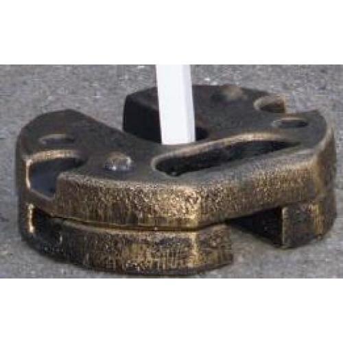 Cast Iron Gazebo Feet (Pair) (T6520)