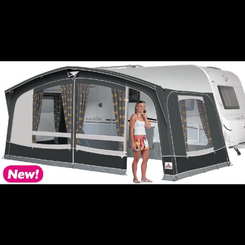 Dorema Octavia Full Caravan Awning 2016