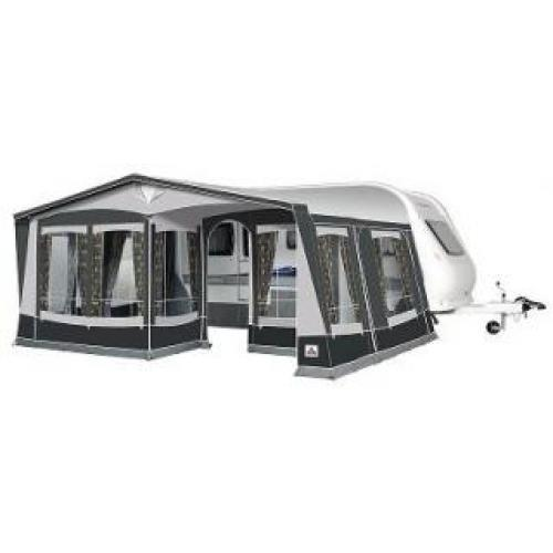 Dorema Royal 350 Caravan Awning 2016