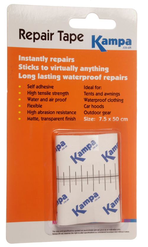Kampa Awning & Tent Repair Tape - CA9001