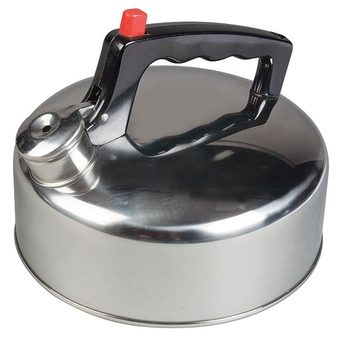 Sunncamp 2 Litre Stainless Steel Whistling Kettle - CW3020