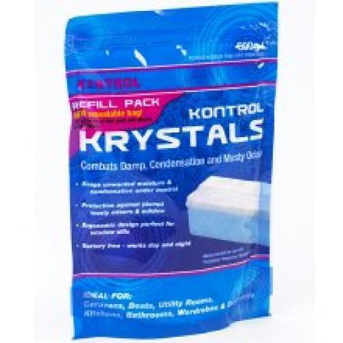 Kontrol Krystals Refill Pack 2.5kg