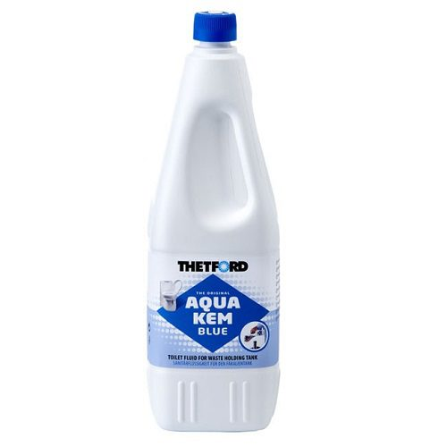 Aquakem Blue 2L Bottle