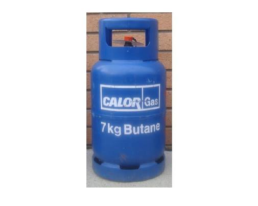 7KG Butane Gas Cylinder - Refill