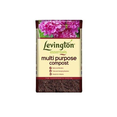 Levington Essentials Multi Purpose Compost 50lt