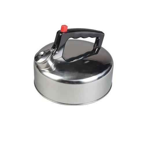 Sunncamp 2 Litre Stainless Steel Whistling Kettle