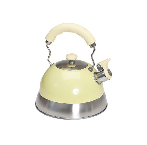 Quest 2.5L Whistling Kettle