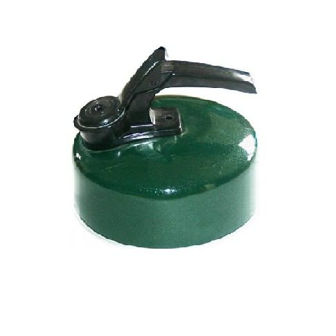 Royal Aluminium Whistling Kettle - Green
