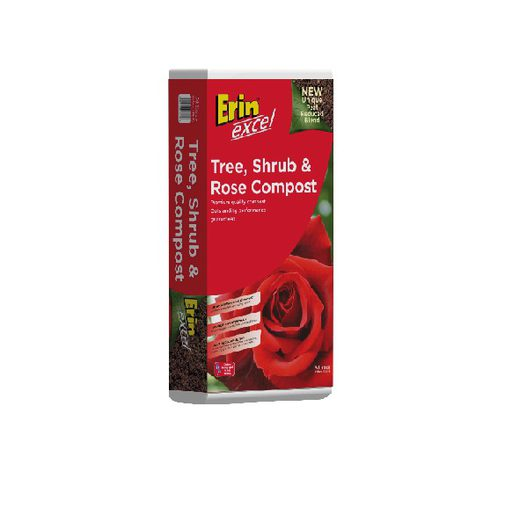 Erin Tree, Shrub and Rose Compost 50L