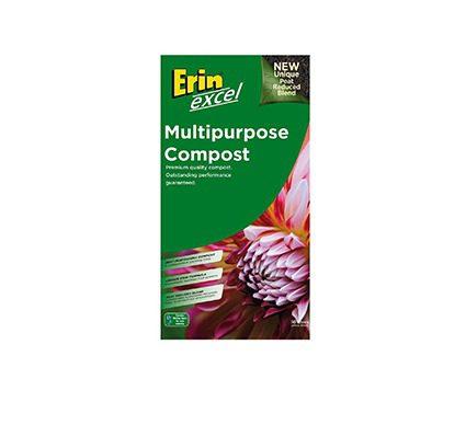Erin Excel Multi-Purpose Compost 50L