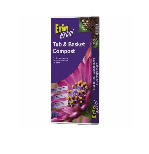 Erin Excel Tub and Basket Compost 50L