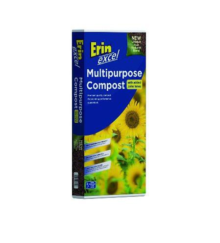 Erin Multi-Purpose Compost with added John Innes 50L