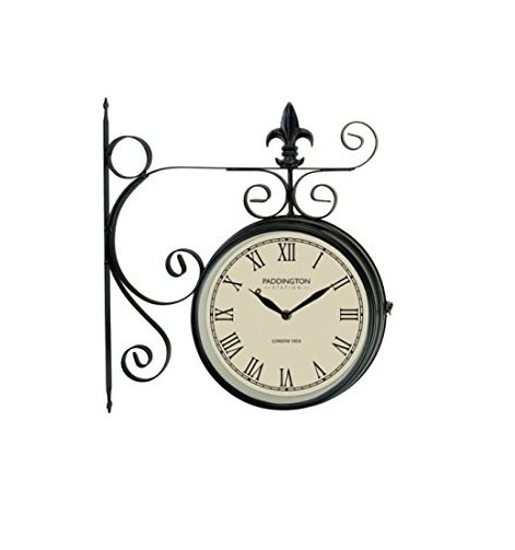 The Garden & Home Co Paddington Station Clock