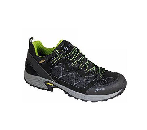 Anatom S1 Skye Trail Shoe - Black / Green