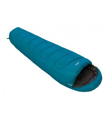 Vango Atlas 350 Sleeping Bag - Bondi Blue