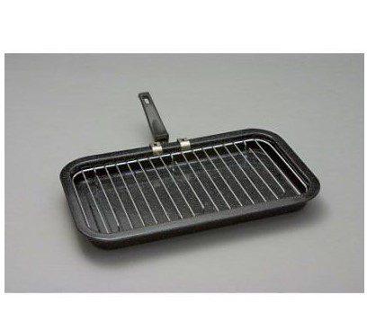 Nimbus enamel grill pan