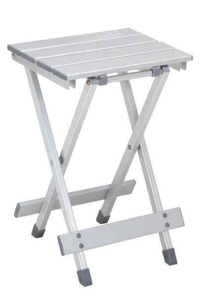 quest aluminium folding stool