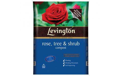 Levington Rose Tree Shrub 50L 017977 C Dc