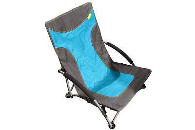 Kampa Blue Sandy Low Chair