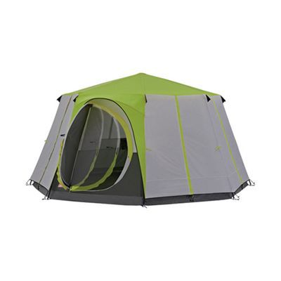 coleman octagon green