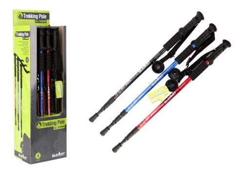 Summit Expedition Ii Anti Shock Trekking Poles 217