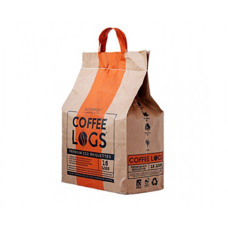 Coffee Logs Eco Briquettes