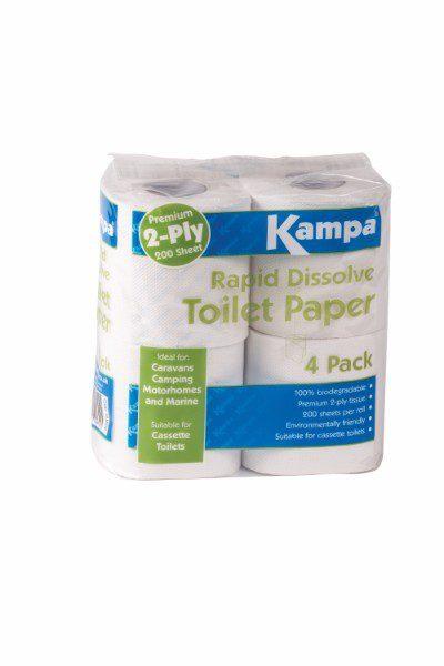 154020 Rapid Dissolve Toilet Paper 0