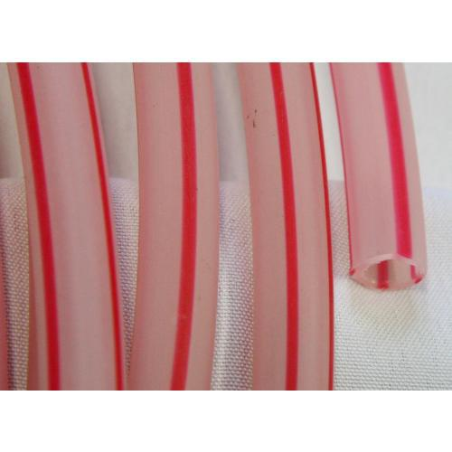 Rigid Red/ White Hose - Half Inch