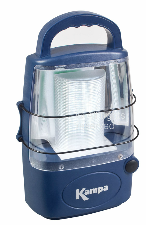 Kampa Volt LED Rechargeable Lantern - 601020