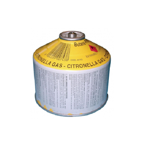 Citronella Butane Screw Type Canister 210GM