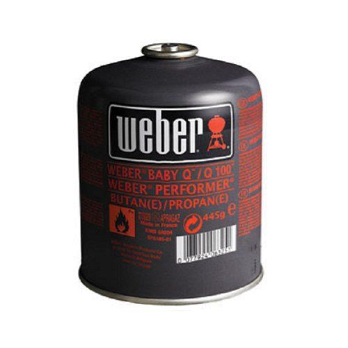 Weber Butane/Propane Gas Cannister (26100)