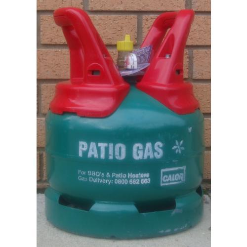 Calor 5KG Patio Gas Cylinder - Refill