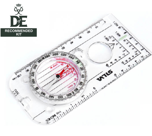 Silva Expedition 4 DofE Recommended Compass