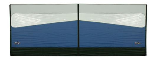 VANGO 3 POLE WINDBREAK - TRUE NAVY