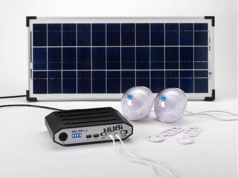 HUBI SolarHub10K - Lighting and Power System - HUBI1010A