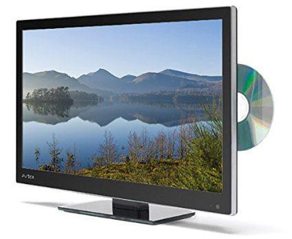 Avtex L247DRS LED TV / DVD / PVR combi