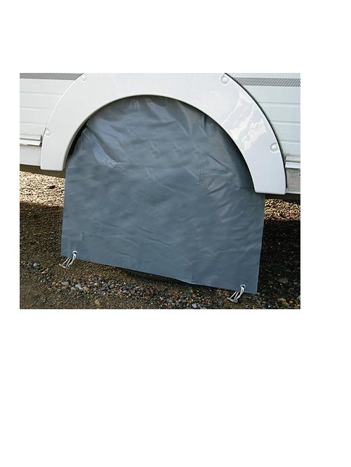 Kampa Caravan Wheel Cover (AC0217)