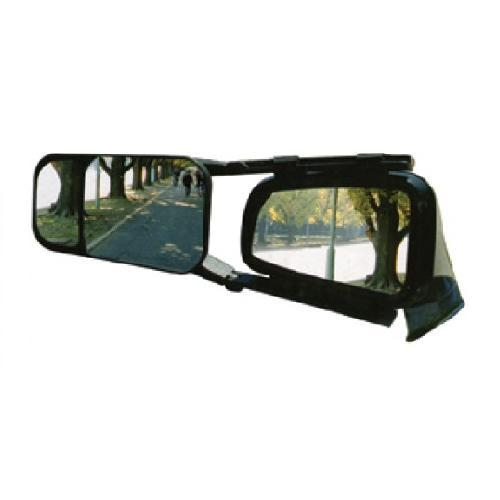 Streetwize Towing Mirror With Built In Blind Spot Mirror (SWTT83)