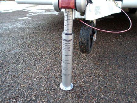 Milenco 2691 Calibrated Nose Weight Gauge Caravan Trailer