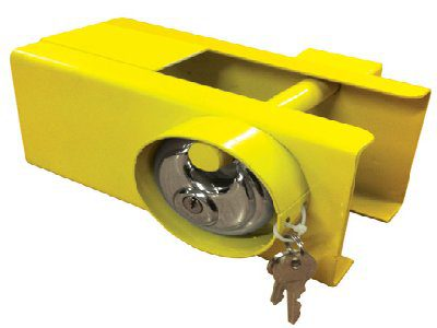 Streetwize Guardian Coupling Hitch Lock - SWTT125