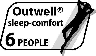 Outwell Sleep Comfort 6