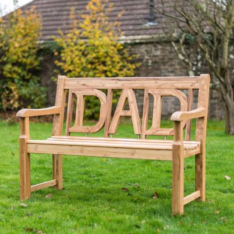 Dad Bench