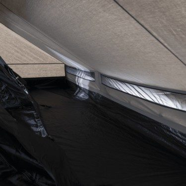 Dometic Tent Feature - Rear Storage Area