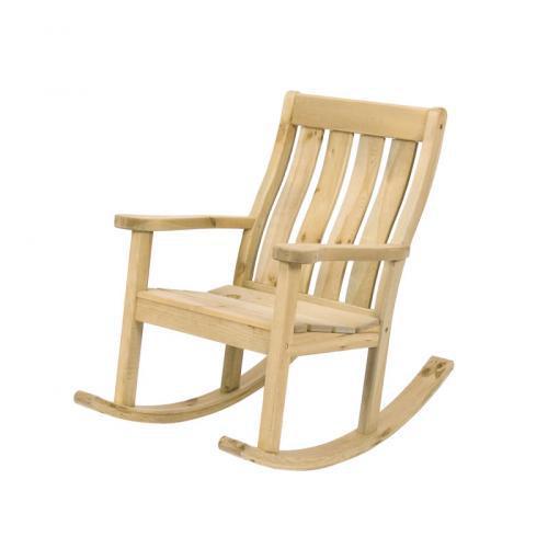 Alexander Rose Farmers Pine Rocking Chair-AR311