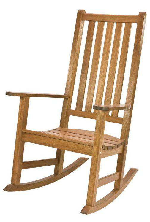 Alexander Rose Cornis Rocking Chair - 339B